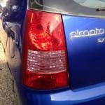 Feu arrière gauche Picanto
