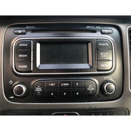 Radio CD Carens RP
