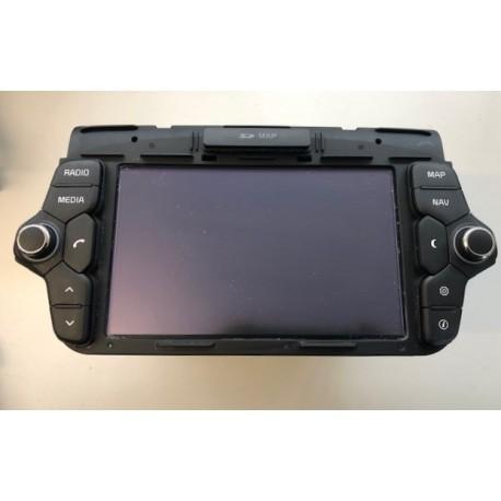 GPS Ceed JD 5 portes (phase 2)